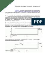Funcionamiento de Los Dispositivos de Control de Golpe de Ariete