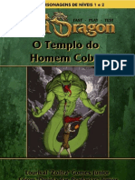 Old Dragon - E1 - O Templo Do Homem Cobra