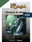 Old Dragon  - Fast Play Test - Divisória do Mestre