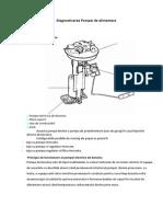 Diagnosticarea Pompei de Combustibil