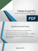 Trabajo Grupal Nº3 - DSC