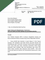 Surat Pekeliling Bil 5 2012 Terkini