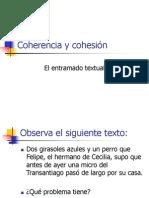 Coherencia y Cohesin2850