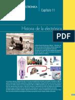 11 - Cap. 11 - Historia de La Electrónica