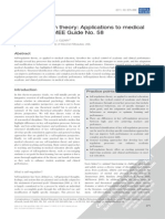 2011 Self-regulation Theory Applications to Medical Education AMEE Guide No. 58