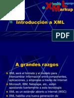intro a xml