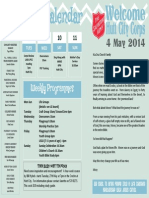 eNewsletter 4 May 2014