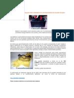 Mantenimiento y Fallos Más Comunes de Las Baterías de Plomo
