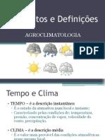 Aula 2_Clima e Tempo