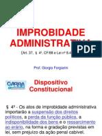 Improbidade Administrativa GARRA