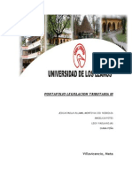 Portafolio Legislacion Tributaria III