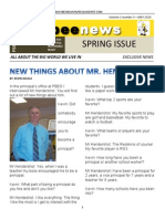 Busy Bee News May 2014