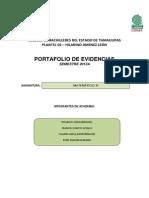 Portafolio Matemátcias IV