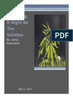 marijuana should become legal final
