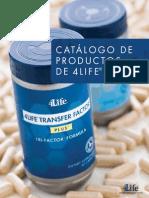 Catalogo Productos 4Life 2014