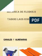 Canales y Almenaras
