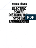 Electric Power Distribution System