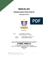 Makalah Histogram Citra.docx