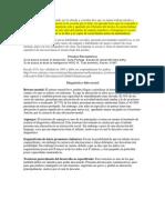 Psicopatología - Caso 3