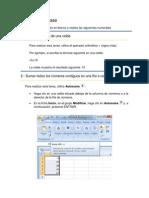 Ejercicio de Clase Excel 1