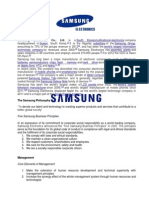 Samsung Electronics Co.docx