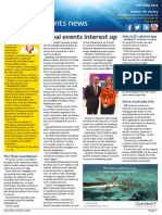 Business Events News for Mon 12 May 2014 - Dubai events interest up, Hilton Darwin's $5m look, GCEC razzle dazzles, Austrade info and much more