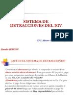 Detracciones IGV 10-08