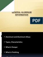 General Aluminum