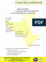 Formulir Pendaftaran Hection