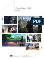 Nordic Game Sales 2013