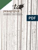 Tinta Pedagogica1-REVISTA ULM