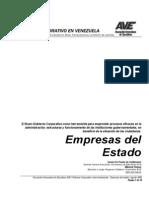 El Buen Gobierno Corporativo Como Herramienta Para Emprender Procesos Eficaces