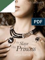 His Slave, His Princess -Collared-Tanya Korval