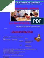 A. Administraci+¦n