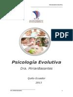Material de Estudio Psicología Evolutiva- Presencial