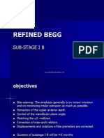 Beggs Stage 1 -Ortho / orthodontic courses by Indian dental academy