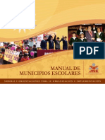 Manual Municipios Escolares