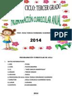 Pca Tercero 2014
