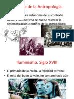 Historia de La Antropologc3ada