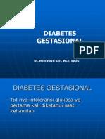10b.diabetes Gestational
