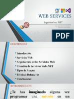 Seguridad Servicios Web