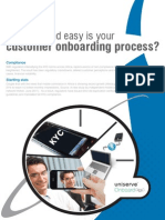 How fast and easy is your