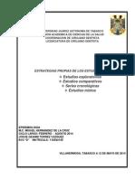 Estudios Ecologicos Epidemiologia