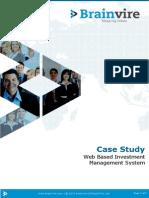 Web Based Investment Management System