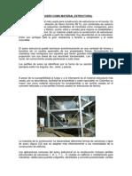 El Acero Como Material Estructural