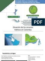 Huella Hidrica en Colombia
