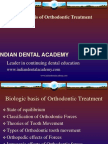 Biologic Basis Tooth Movement-Ortho / orthodontic courses by Indian dental academy