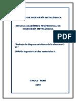 Informe-Diagrama de Fase(Carburo de Tungsteno)
