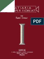 RATIARIA SEMPER FLOREAT, vol. I, 2014