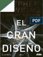 El Gran Diseño - Stephen Hawking y Leonard Mlodinow